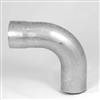 90 Degree Street Elbow, Commercial Thin Wall Steel, 2-inch OD