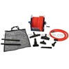 Elite Garage Kit with 50ft Hose AND Hose Reel