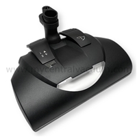 Wessel-Werk EBK-360 Electric Power Brush With Wand in Black or White. Our Galaxie Euro Power Nozzle.