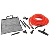Premium Garage Kit with 50ft Orange Hose