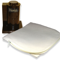 Reusable Zippered Capture Bag for HairJet Salon Vacuum