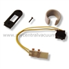 Two Wire Switch Assembly for Low Voltage Gas Pump, Pistol Grip Hose, Plastiflex