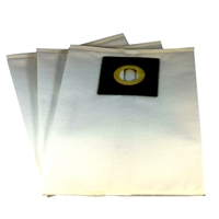 Disposable Bags for Sweep-Away Cabinet Vacuum - 3 Pack