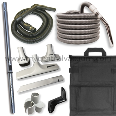 Sweep-Away Cabinet Vac Extra Value Cleaning Accessory Package